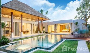 3 Bedrooms Property for sale in Thep Krasattri, Phuket Botanica Villas (Phase 4)