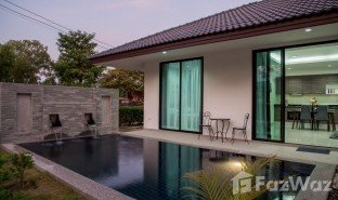 3 Schlafzimmern Villa zu verkaufen in Nong Kae, Hua Hin Milpool Villas
