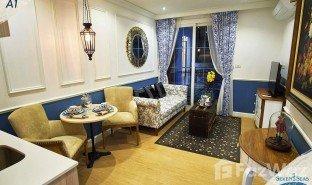 1 Schlafzimmer Wohnung zu verkaufen in Na Chom Thian, Pattaya Seven Seas Cote