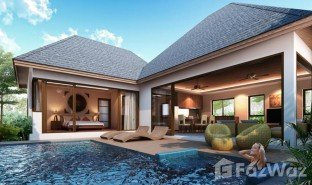 2 Bedrooms Property for sale in Rawai, Phuket Plunge Tropic Villas