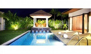 3 Bedrooms Property for sale in Rawai, Phuket Villa Suksan soi Naya II