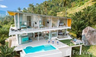 苏梅岛 马叻 Oasis Samui 3 卧室 房产 售