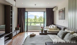 Studio Penthouse for sale in Mae Sa, Chiang Mai Green Valley Condo