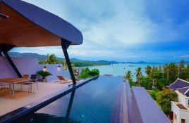 3 ห้องนอน ทาวน์เฮ้าส์ ขาย ใน ราไวย์, ภูเก็ต Aqua Villas Rawai