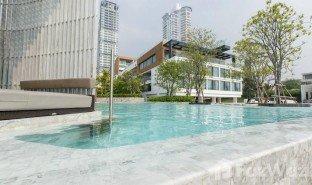 芭提雅 Na Chom Thian Veranda Residence Pattaya 2 卧室 公寓 售