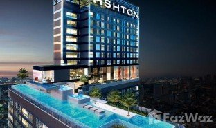 1 Bedroom Condo for sale in Si Phraya, Bangkok Ashton Chula-Silom