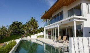 6 Bedrooms Property for sale in Maenam, Koh Samui Coral Cay Villas