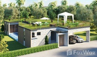 3 Bedrooms Property for sale in Pong, Pattaya Palm Lakeside Villa