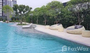 1 Bedroom Condo for sale in Wong Sawang, Bangkok The Line Wongsawang