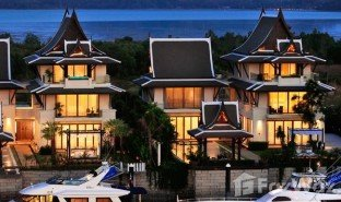 5 Bedrooms Villa for sale in Ko Kaeo, Phuket Royal Phuket Marina