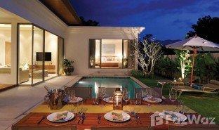 2 Schlafzimmern Immobilie zu verkaufen in Choeng Thale, Phuket Trichada Sky