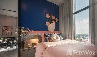 1 Bedroom Property for sale in Bang Chak, Bangkok The Line Sukhumvit 101
