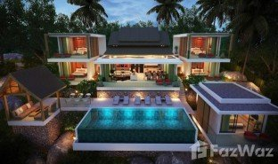 5 Bedrooms Villa for sale in Maret, Koh Samui Ariya Residences