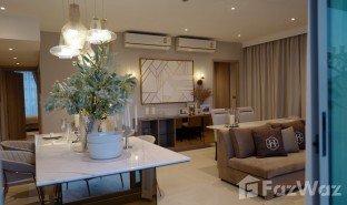 清迈 Chang Phueak Hilltania Condominium 2 卧室 公寓 售