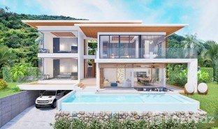 苏梅岛 湄南海滩 Darika Residence 4 卧室 房产 售