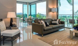 2 Bedrooms Property for sale in Bang Sare, Pattaya Heights Condo By Sunplay