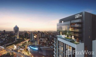 1 Bedroom Property for sale in Chantharakasem, Bangkok MAZARINE Ratchayothin