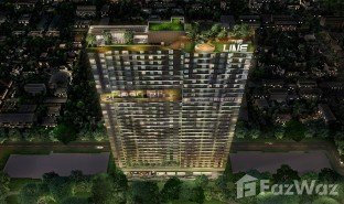 2 Bedrooms Property for sale in Chatuchak, Bangkok The LINE Phaholyothin Park