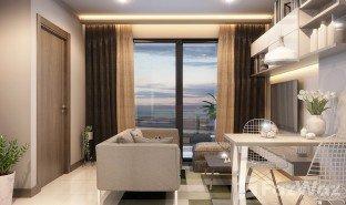 芭提雅 农保诚 Knightsbridge Central Pattaya 2 卧室 房产 售