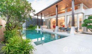 4 Bedrooms Property for sale in Thep Krasattri, Phuket Botanica Foresta (Phase 10)