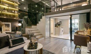 1 Schlafzimmer Immobilie zu verkaufen in Din Daeng, Bangkok Knightsbridge Space Rama 9