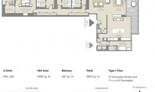 4 Bedrooms Property for sale in Al Wasl, Dubai City Walk By Meraas