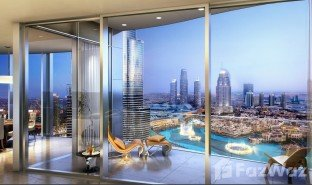 4 غرف النوم عقارات للبيع في وسط مدينة دبي, دبي Il Primo The Opera District