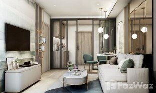 2 Bedrooms Property for sale in Maha Phruettharam, Bangkok The Nest Chula-Samyan