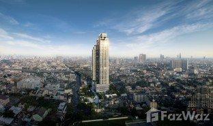 3 Bedrooms Property for sale in Wat Phraya Krai, Bangkok RHYTHM Charoenkrung Pavillion
