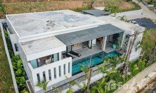普吉 Si Sunthon Manick Hillside 3 卧室 房产 售