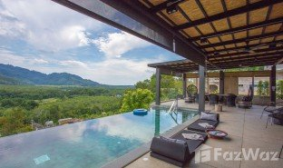 5 chambres Villa a vendre à Si Sunthon, Phuket Manick Hillside
