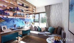 曼谷 曼甲必 The Base Phetchaburi-Thonglor 2 卧室 公寓 售