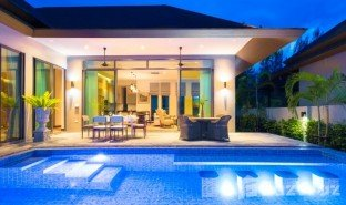 3 Bedrooms Property for sale in Cha-Am, Phetchaburi Panorama Palm Hills Prestige & Premiere
