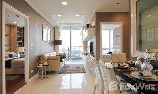 2 Bedrooms Condo for sale in Thepharak, Samut Prakan The Metropolis Samrong Interchange