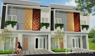 4 Bedrooms Townhouse for sale in Ciracas, Jakarta Palm Villas Jakarta