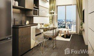 недвижимость, 1 спальня на продажу в Talat Phlu, Бангкок Rich Point Wutthakard