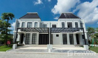 4 Bedrooms Property for sale in Lakarsantri, East Jawa CitraLand Surabaya