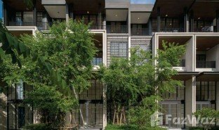 5 Bedrooms Townhouse for sale in Khlong Toei Nuea, Bangkok Quarter 31