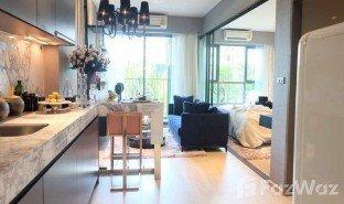 недвижимость, Студия на продажу в Dao Khanong, Бангкок Whizdom Station Ratchada-Thapra