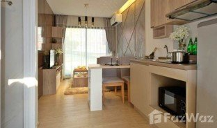 1 Schlafzimmer Immobilie zu verkaufen in Phra Khanong, Bangkok The Excel Hideaway Sukhumvit 50