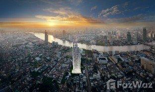 1 Bedroom Property for sale in Wat Phraya Krai, Bangkok RHYTHM Charoenkrung Pavillion