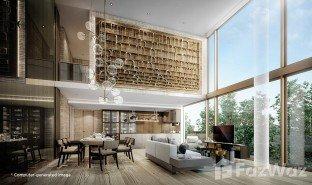 3 Schlafzimmern Penthouse zu verkaufen in Khlong Tan Nuea, Bangkok Chalermnit Art De Maison
