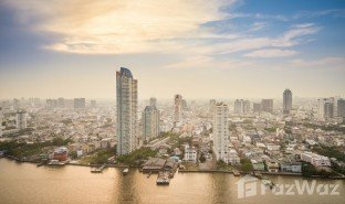 2 Bedrooms Property for sale in Wat Phraya Krai, Bangkok Menam Residences