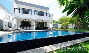 4 Schlafzimmern Villa zu verkaufen in Wat Ket, Chiang Mai 999@Gymkhana Modern