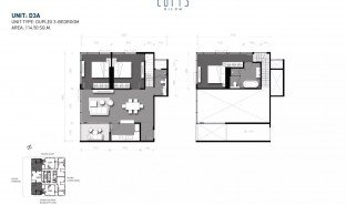 3 Bedrooms Property for sale in Si Lom, Bangkok The Lofts Silom