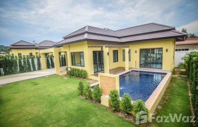 Grand Garden Home Hill 3 Villas For Sale In Pattaya Fazwaz