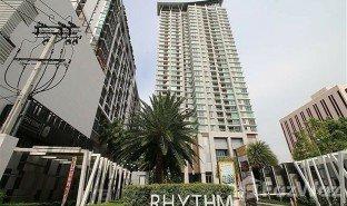 1 Schlafzimmer Wohnung zu verkaufen in Sam Sen Nok, Bangkok Rhythm Ratchada