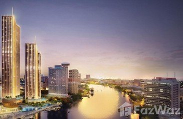 The best investment projects in Bangkok - Magnolias Waterfront Residences