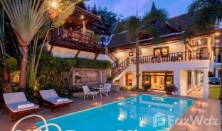 4 Bedrooms Property for sale in Patong, Phuket Baan Yin Dee Villa
