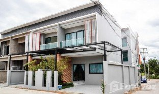 2 Bedrooms Townhouse for sale in Nong Prue, Pattaya Nakarasiri Lake View